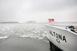 Hamburg auf Eis