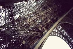 Eiffelturmgerüst