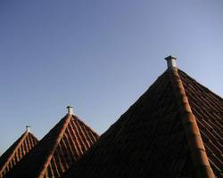 Pyramiden von Holland
