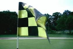 Golffahne