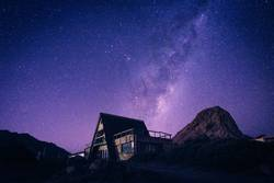 Ghost House Milky Way