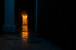Latern trough darkness