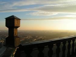 Turm-Zinne
