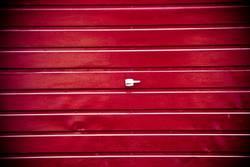 rote Garage