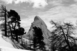 Matterhorn dahinter