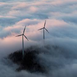 Wolkenwindkraft