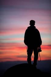 A photographers sunset