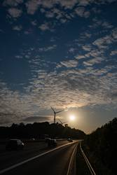 Highway to wind and solar energy