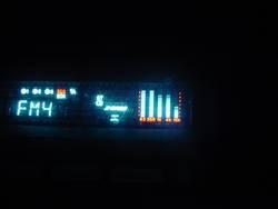 Display-Stereoanlage
