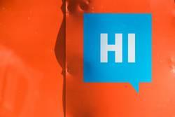 """Sag' doch mal """"Hi"""""""
