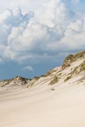 Strand mit Düne an der Nordsee