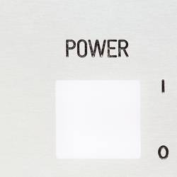 panel power on off