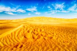 in oman old desert rub al khali the empty