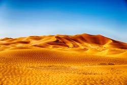 in oman old desert rub al khali the empty q