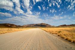 Namibia - On the Gravelroad