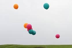 feierlaune | lasst die ballone fliegen