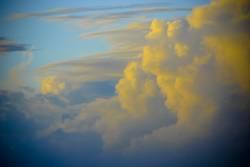Kanarienwolken