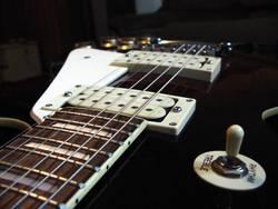 Sweet old Rock Guitar