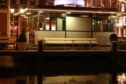 Häuschen am Kanal