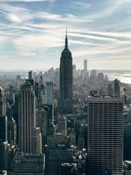 Ein Imperium für einen Wolkenkratzer