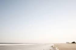 Sonntag Morgen am Strand