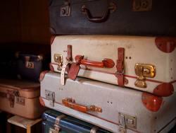 Ich packe meine Koffer und nehme mit,...