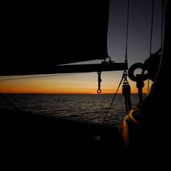 Atalanta: Sonnenuntergang