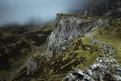 Quiraing in Schottland