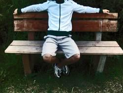 Bench Sitting #2