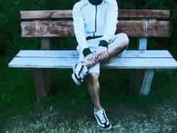 Bench Sitting #1