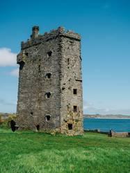 Carrigaholt Castle – Irland