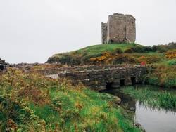 Irland - Minard Castle
