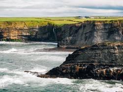 Bromore Cliffs - Irland