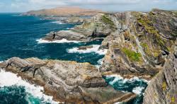 Irland - Kerry Cliffs Portmagee
