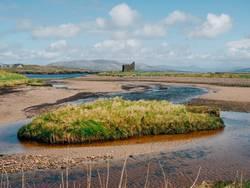 Irland - Ballinskelligs Castle