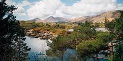 Bucht von Garinish Island