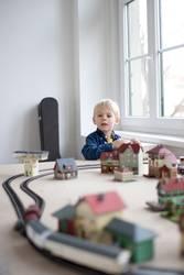 kleiner Eisenbahner
