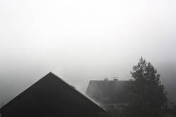 smoky grey