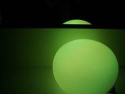 Grünes Licht pur