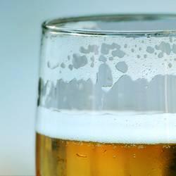 Prost! Ein Bier zum Samstagabend!