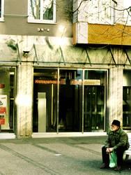 Einsam in der Straße#1