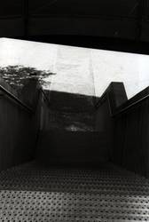 Stahl Treppe