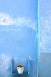 Isolation | Allein im Blau