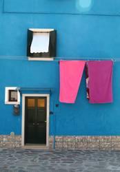 blau | pink