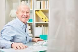 Senior als erfolgreicher Unternehmer