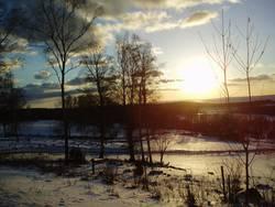 wintersonne 1