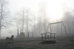 der Nebel spielt