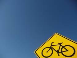 Fahrradweg to heaven