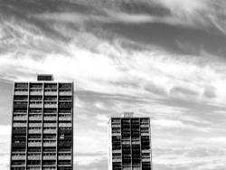 Sozialbau in Edinburgh