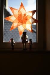Adventsfenster